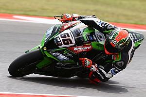 World Superbike Race report Misano WSBK: Sykes wins as top three crash on final lap
