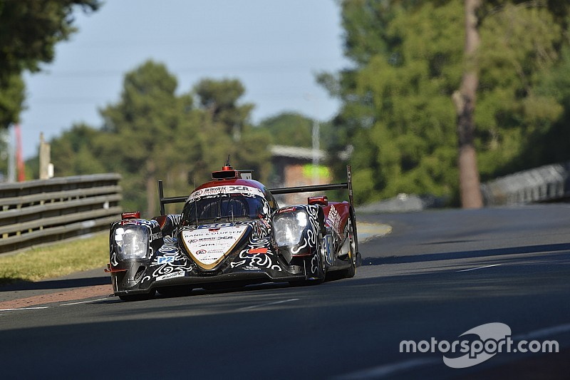 Le Mans 24h: DC Racing LMP2 leads with two hours left