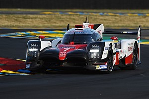 Toyota abandons special Le Mans record run plans