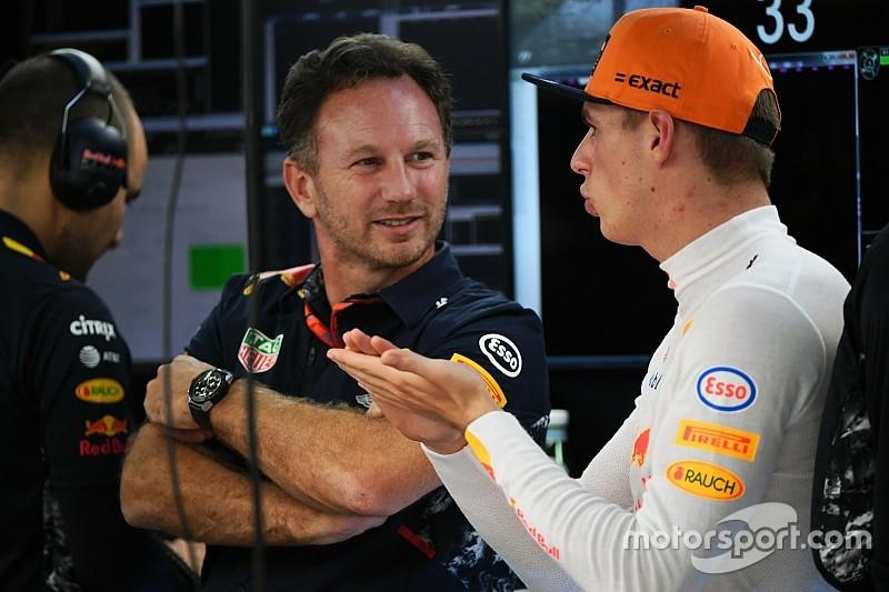 """Horner erkent: """"Na Verstappen bij Red Bull komen is een uitdaging"""""""