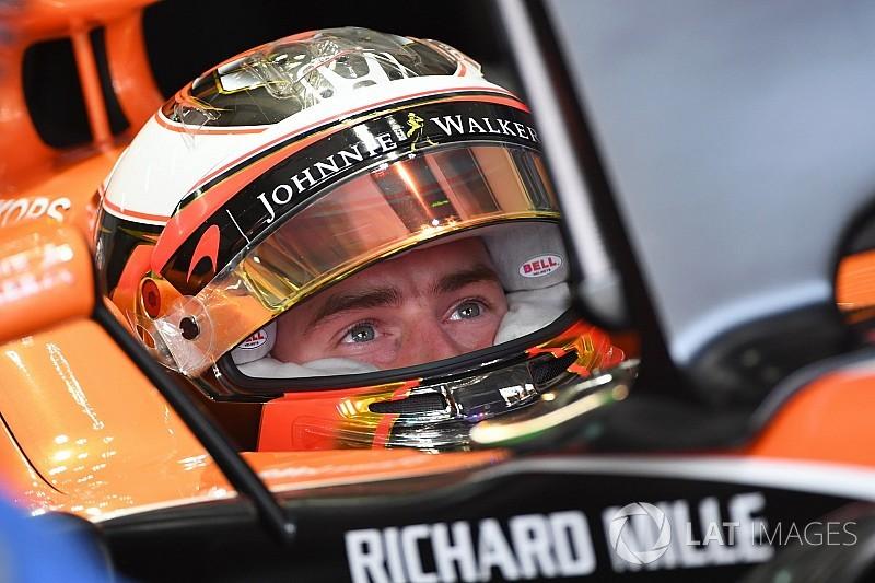"""Vandoorne: """"Che gusto il doppio sorpasso delle Williams dopo il pit"""""""