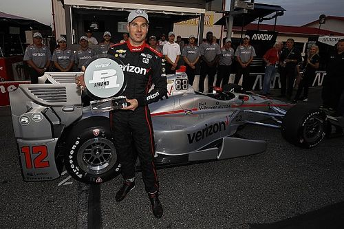 Power alcanza su pole position 50 en IndyCar
