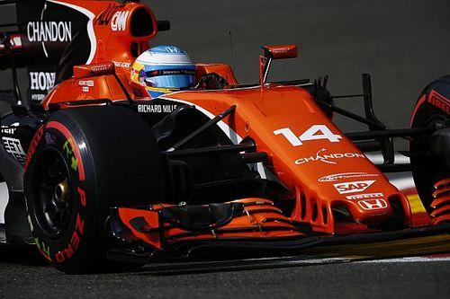 Алонсо: Если бы не двигатель, McLaren был бы на поуле