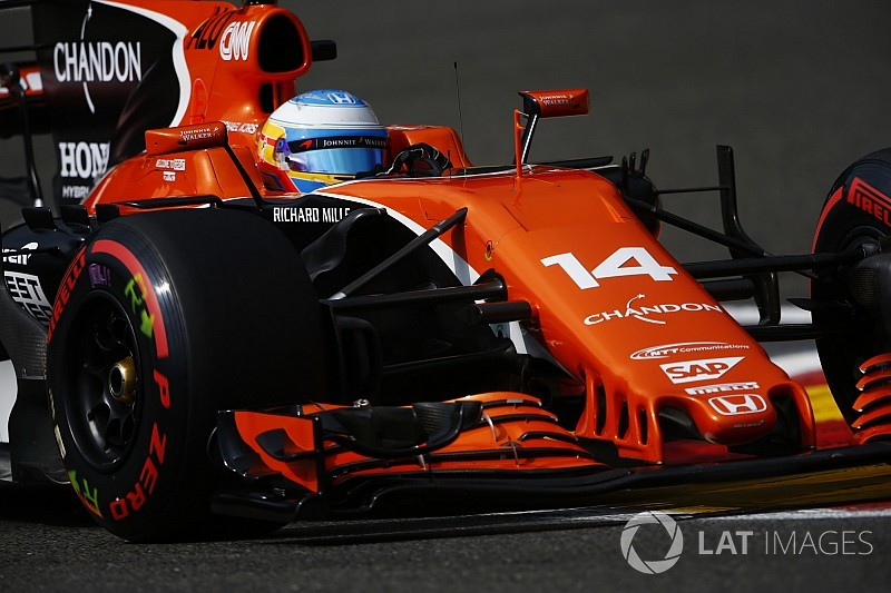 """Alonso: McLaren could be """"first and second"""" without engine deficit"""