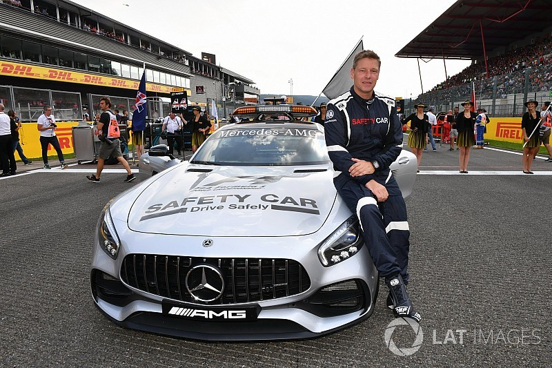 Maylander: Formula 1 gridine liderlik etmek zor iş!