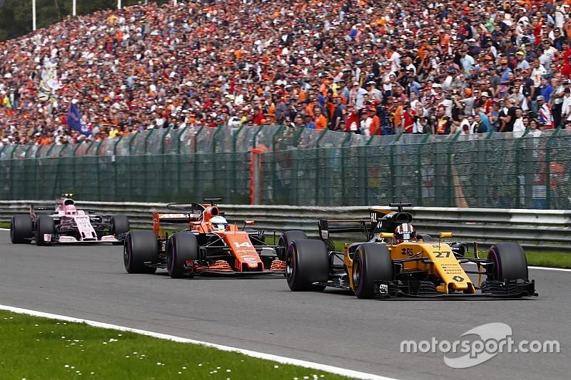 Renault va considérer ses options 2020 au-delà de Hülkenberg
