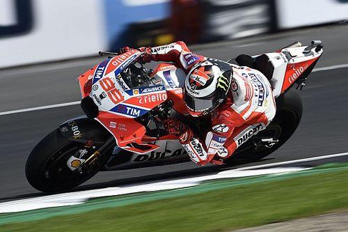 Jorge Lorenzo im MotoGP-Titelkampf 2017: Zu früh für Ducati-Stallorder