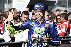 Ufficiale: Valentino Rossi salta Misano e la Yamaha non lo sostituisce