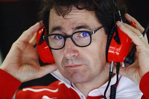 Why Binotto is too good to be Ferrari team boss