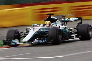 GP Belgia: Hamilton samai total pole Schumacher