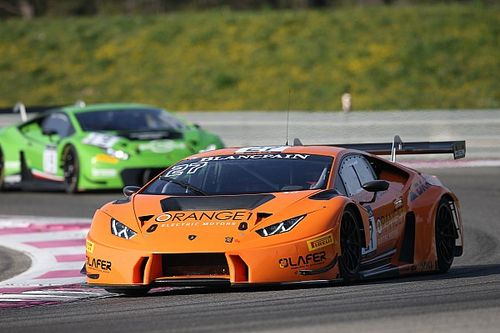 L'Orange1 Team Lazarus schiera Crestani e Yacaman nel Blancpain