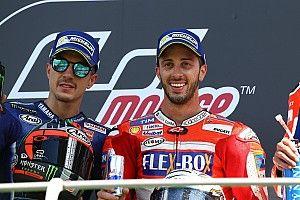 Dovizioso schenkt Ducati de zege in Italiaanse Grand Prix op Mugello
