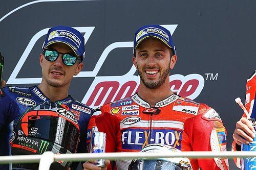 【MotoGP】イタリアGP:ドヴィツィオーゾ母国優勝。ロッシ4位