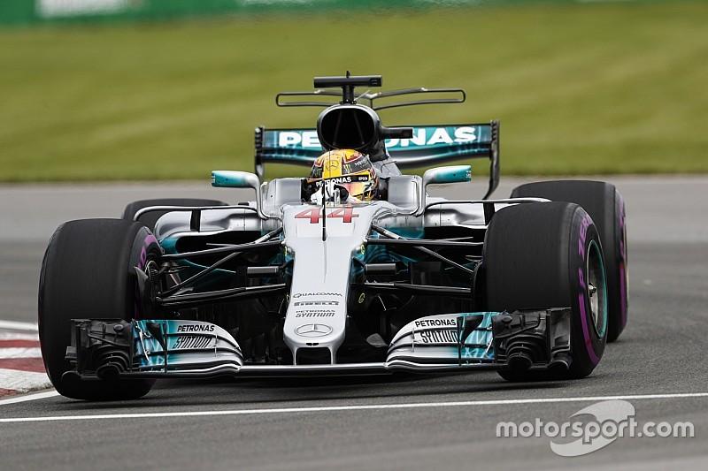 Mercedes досі не знайшла «святий грааль» попри поул Хемілтона