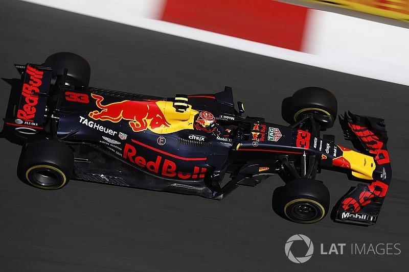 """Verstappen, """"desilusionado"""" con el quinto puesto en la parrilla"""