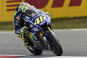 MotoGP Son dakika Rossi, Yamaha'nın yeni şasisiyle yarışacak