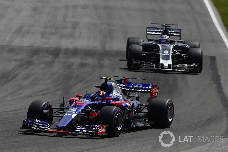 """Fifth place """"realistic"""" for Toro Rosso – Tost"""