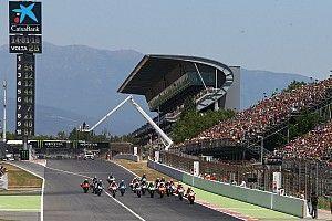 Para pembalap MotoGP sambut baik perubahan Catalunya
