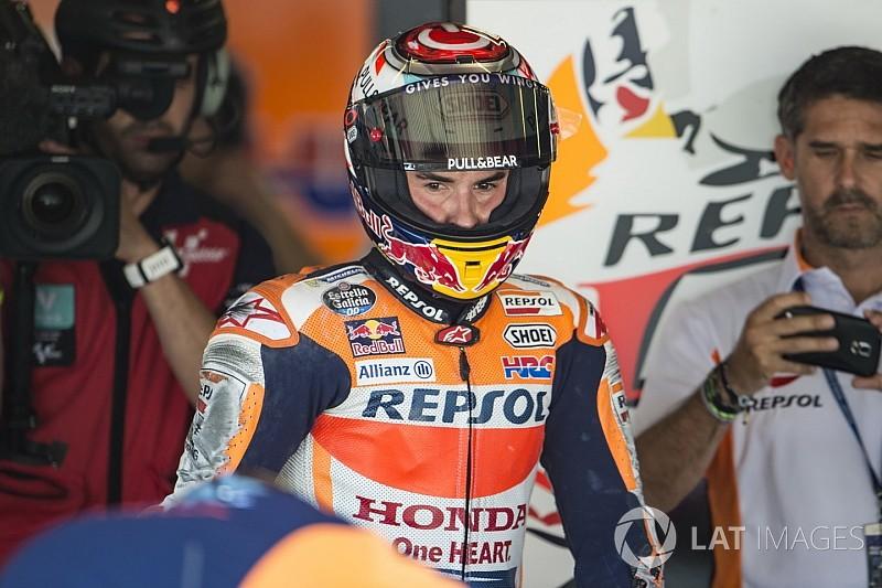 Tertekan di awal musim, Marquez sempat alami kerontokan rambut