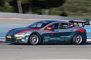 Новая электросерия с машинами Tesla получила одобрение FIA