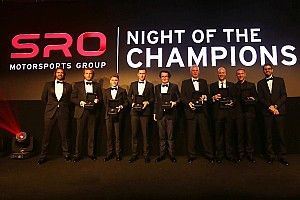 Exciting 2016 season comes to a close at SRO Night of the Champions