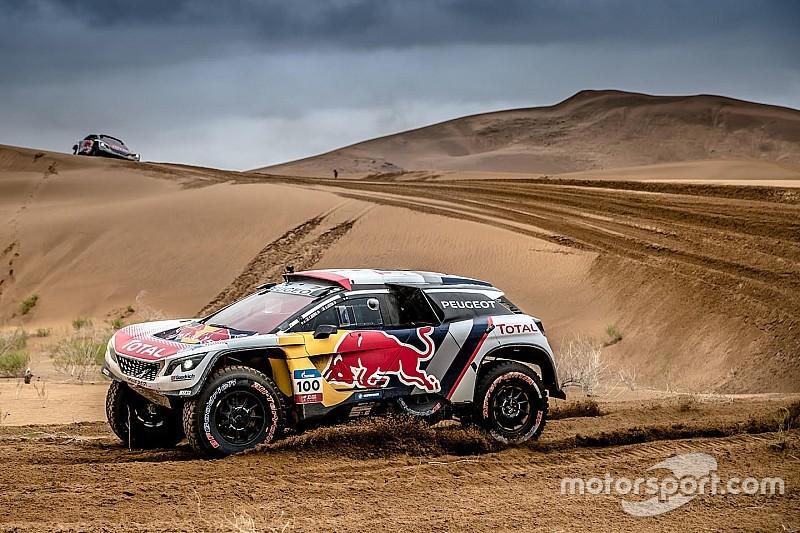 Despres seals Silk Way Rally victory for Peugeot