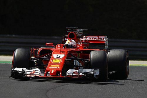 """Sebastian Vettel """"stolz"""", dass F1-Konkurrenz sich über Ferrari beschwert"""