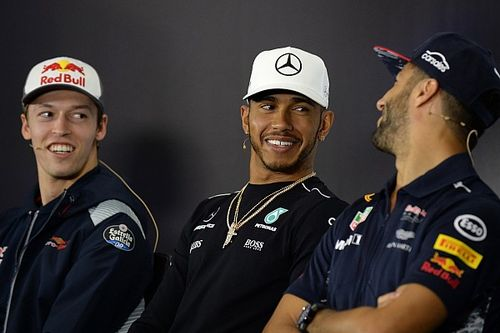 British GP: Thursday's press conference