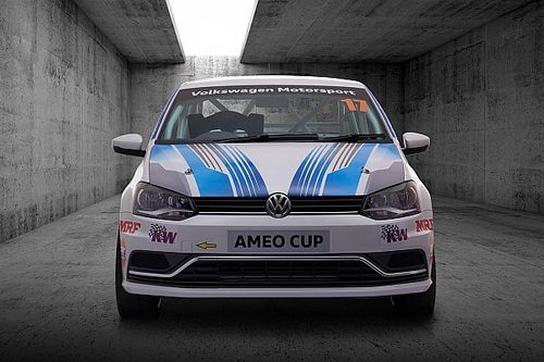 Fresh faces, new car set to debut in Volkswagen Ameo Cup