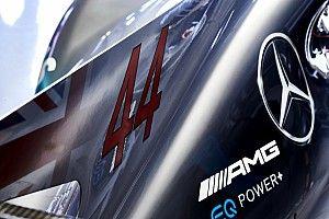 El motor Mercedes rompió un nuevo récord