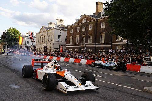 """Burgemeester Londen: """"Wil praten met Formule 1 over stratenrace"""""""