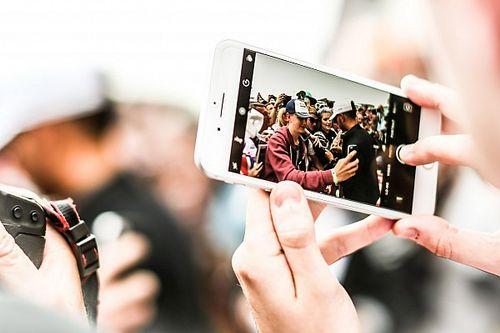 La F1 sigue en último lugar en las redes sociales