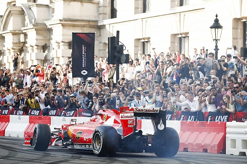 Хорнер: У Liberty все еще есть желание провести гонку в Лондоне