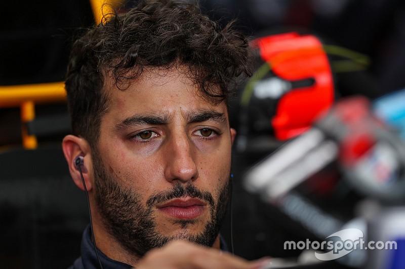 【F1】リカルド、ギヤボックス交換で5グリッドペナルティ決定