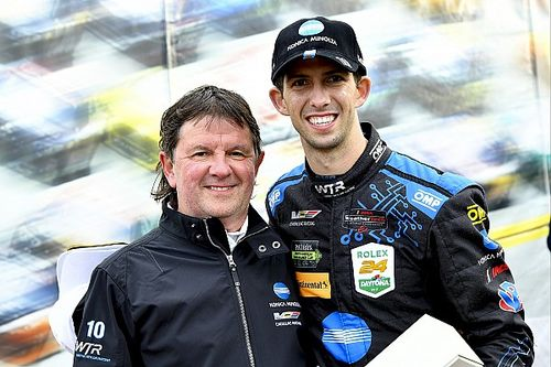 """Taylors agree Penske-Acura ride is """"opportunity of a lifetime"""""""