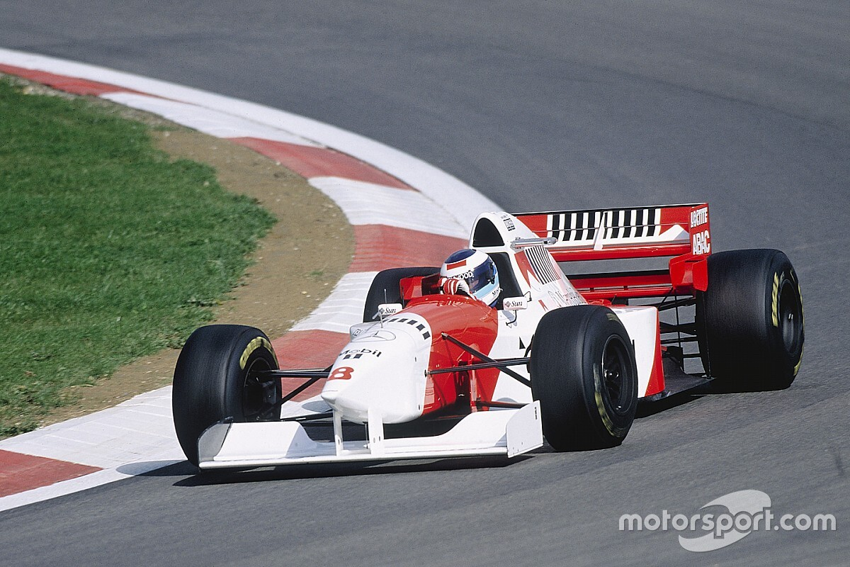 The car that ignited the McLaren-Mercedes partnership