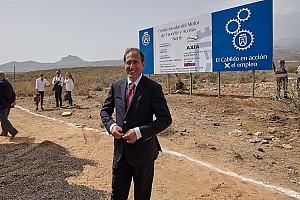 Speciale Ultime notizie Il Cabildo di Tenerife si farà carico del nuovo autodromo