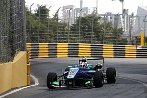 F3 Qualifyingbericht Formel 3 in Macau: Antonio Felix da Costa auf provisorischer Pole-Position
