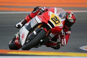 CEV Moto2 Valencia: Dimas gagal penuhi target podium