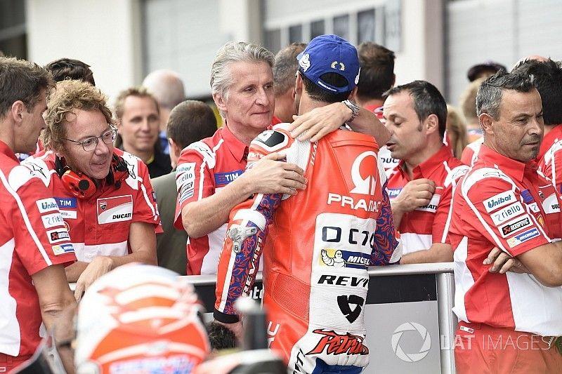 "Ducati: ""Pramac is ons juniorteam in de MotoGP"""