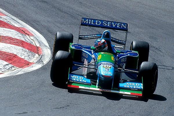 米克·舒马赫将驾驶1994赛季贝纳通赛车进行展示