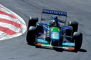 Fórmula 1 Noticias Confirmado: Mick Schumacher pilotará el Benetton de su padre en Spa