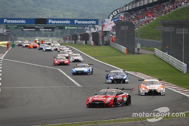 Pabrikan Super GT janjikan komitmen Suzuka 10 Jam