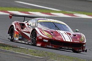 【スーパーGT】50号車の新田「タイヤ内圧が想定より上がってしまった」