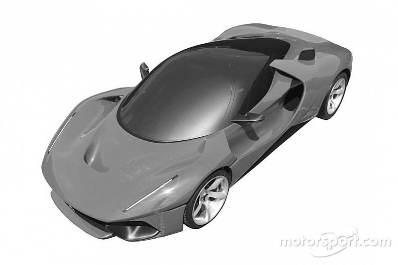 Et si c'était la nouvelle Ferrari LaFerrari ?