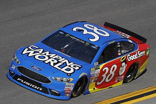 """David Ragan: Front Row """"a very different team"""" with added resources"""
