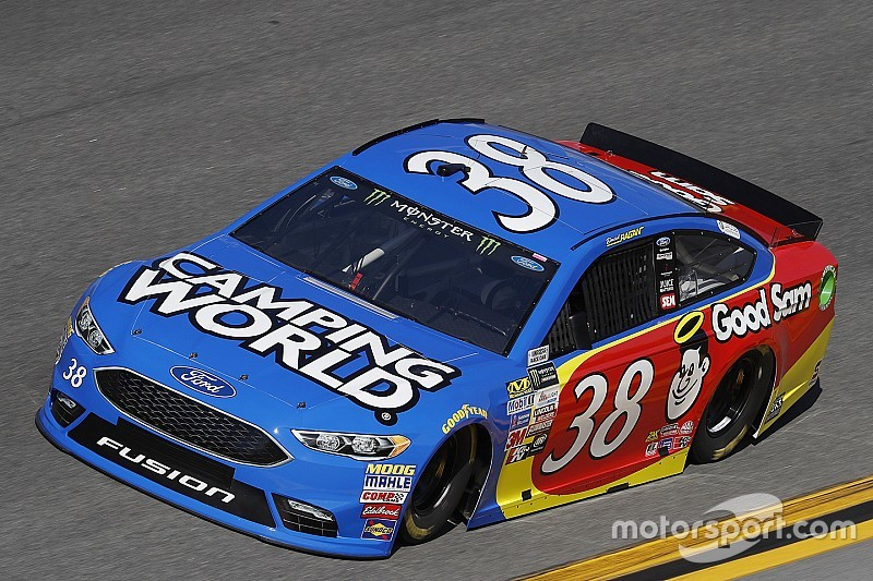 "David Ragan: Front Row ""a very different team"" with added resources"
