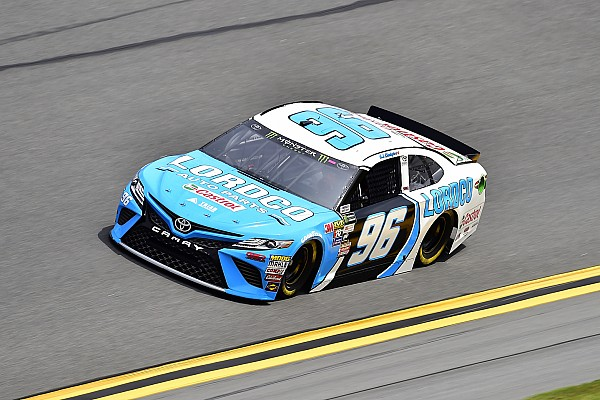 NASCAR Cup Kennington finishes 38th during qualifying on Sunday