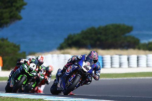 """Lowes, le """"meilleur des autres"""" derrière les Kawasaki et les Ducati"""