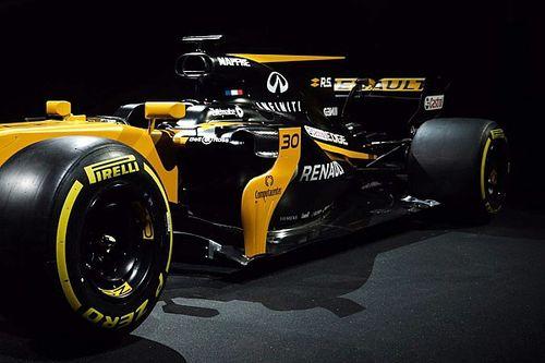 Renault vise le top 5 au championnat